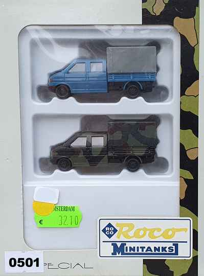 Roco Minitanks 842 set VW T4 (0501)