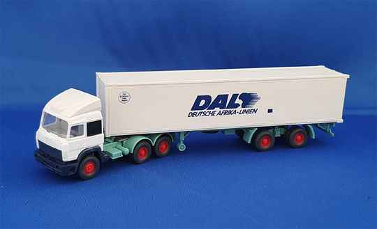 Wiking 52301 - Iveco containertruck (1534)
