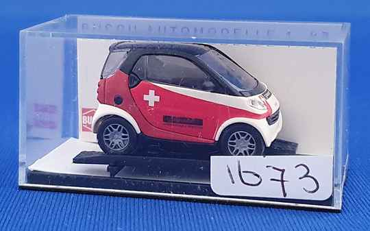 Busch 48942 -  Smart City Coupe Spedition Gaiser (1673)