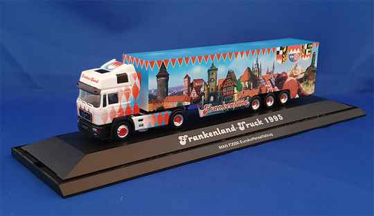 """Herpa PC Limited """"Frankenland-Truck 1995"""" (0618)"""