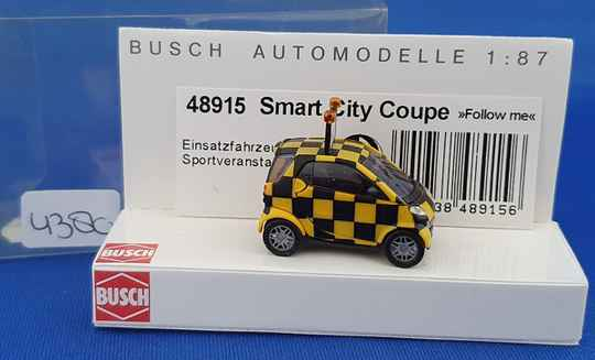 Busch 48915 - Smart City Coupe (4380)
