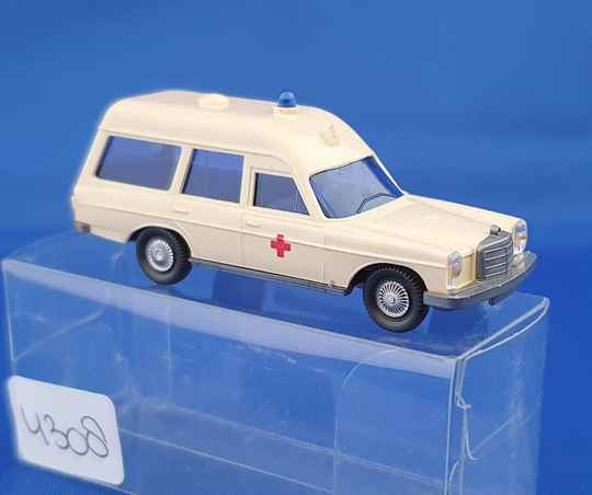 Wiking - MB 200 ambulance (4308)