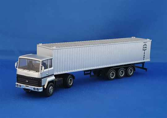 """Herpa - Ford Transcontinental Container-Sattelzug """"Contrans"""" (1413)"""