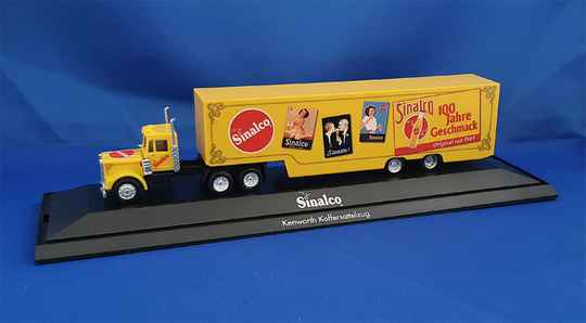 "Herpa PC ""Kenworth Sinalco"" (0609)"