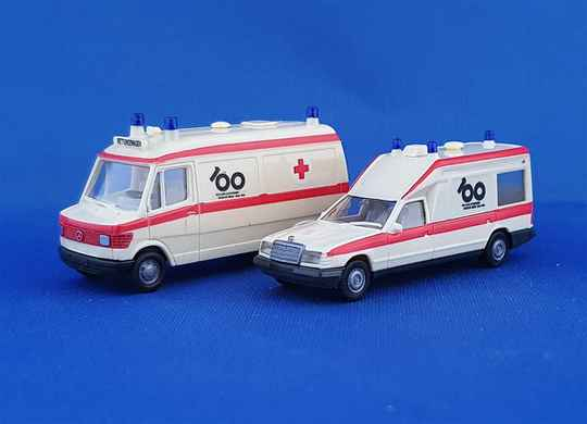 Herpa - Set Ambulance (9458)