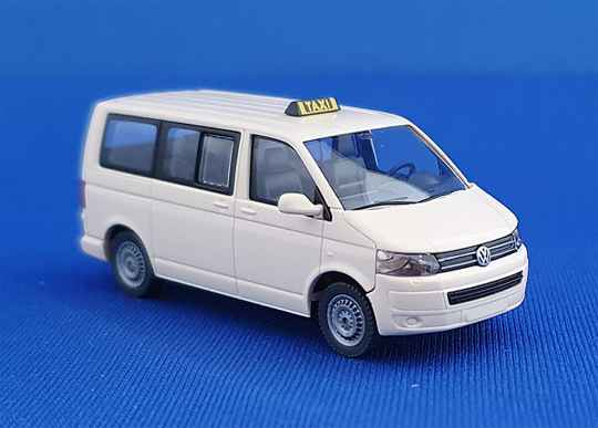 Wiking - Taxi VW T5 GP Multivan - (1615)