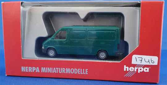 herpa 047074 - Mercedes-Benz Sprinter 06 HD (1746)