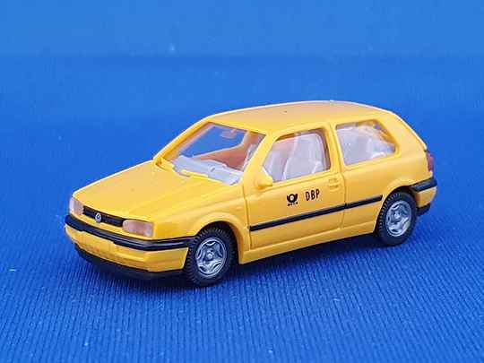 Wiking 04901 - VW Golf III - DBP Post (1516)