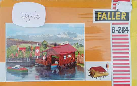 Faller B-284 - Boothuis *Vintage* (2946)