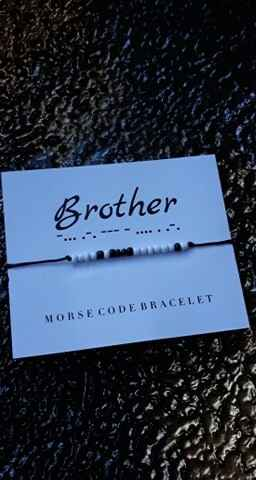 Morscode brother
