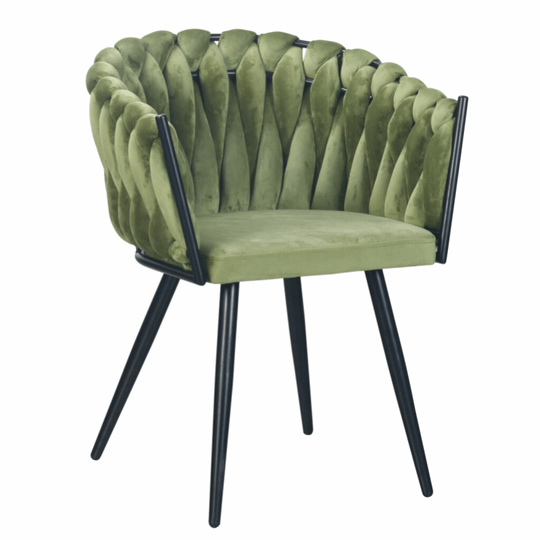 Wave Chair Olive Green | Pole to Pole