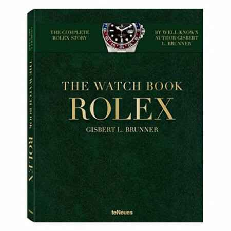 Book The Watch Book RolexExtended Edition L32 B25