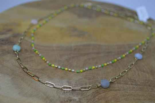 Ketting Pastel Colours - By Jam Gioielli
