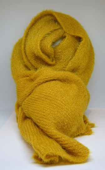 Sjaal Soft Yellow