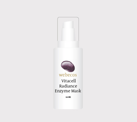 Vitacell Radiance Enzyme mask