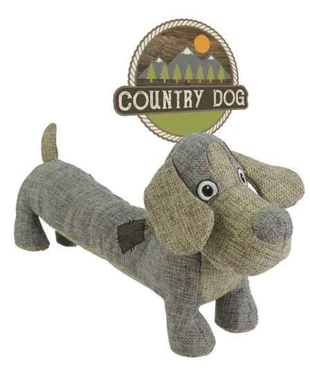 Country Dog Lucky