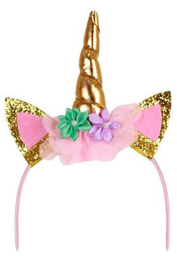 Unicorn diadeem