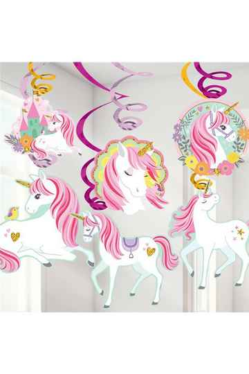 Hangdecoratie Unicorn