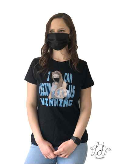 I can vision us winning T-shirt