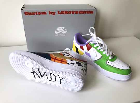 Air Force 1 toy story thema