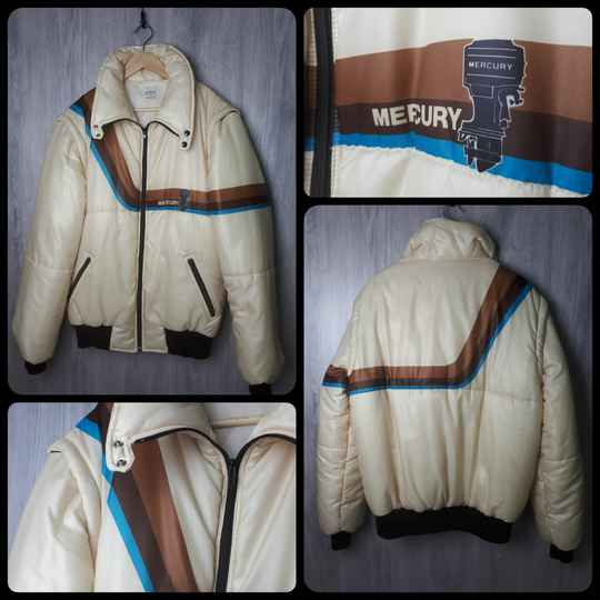 SKW  - Mercury Outboard Engines Jacket