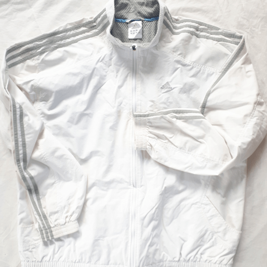 Vintage Sport Top | White Collection- 5