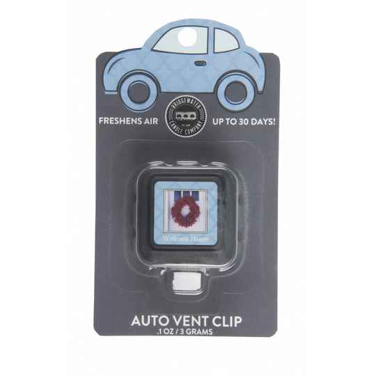 Bridgewater Welcome Home - Car Diffuser