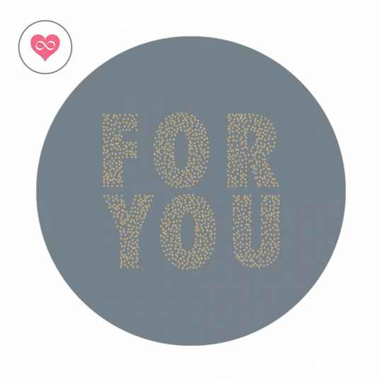 Stickers | For you | Set van 8 | Sky Blue | House of Products | HOP