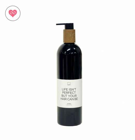 Cadeautje | Shampoo | Life isn't perfect but your hair can be | Leeff