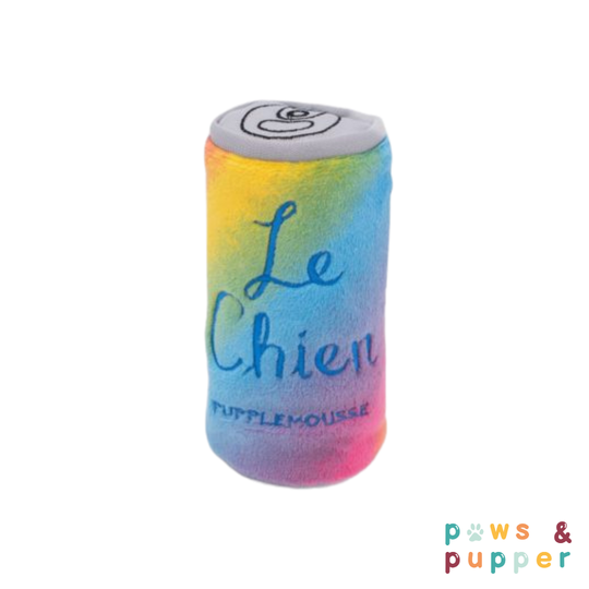 Squeakie can - Le Chien