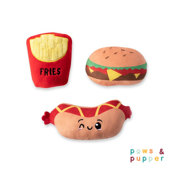 Fastfood 3 pack