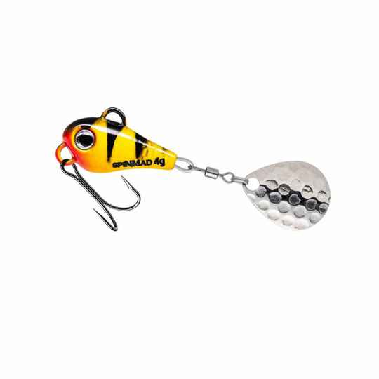 SpinMad MAG 6g Yellow Perch