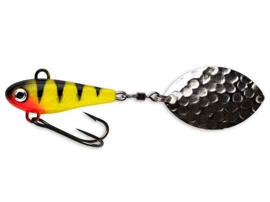 SpinMad JAG 18g Yellow Perch