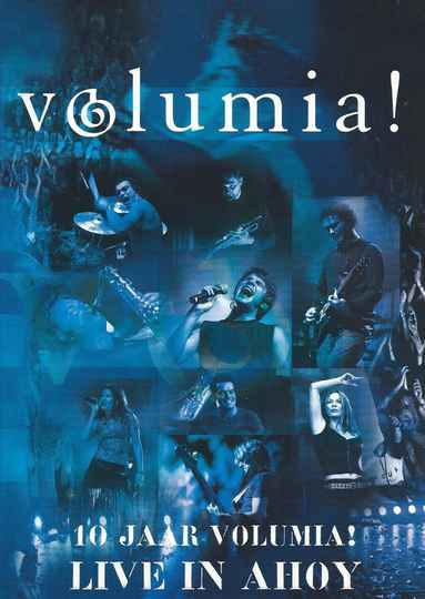 Volumia 10 Jaar Live In Ahoy