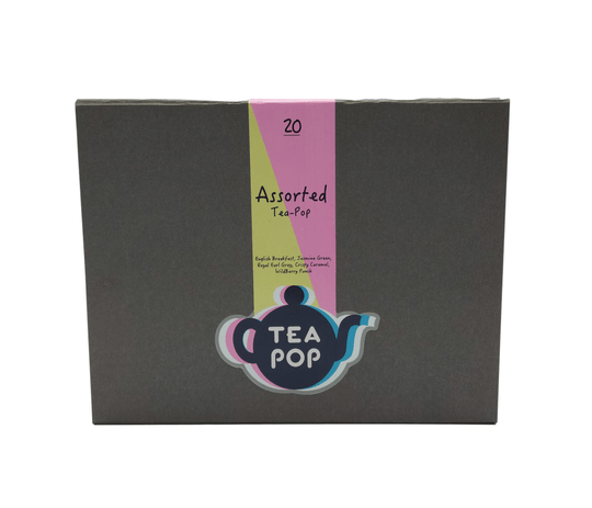 Thee Gift Box - 5 Smaken - Tea-Pop