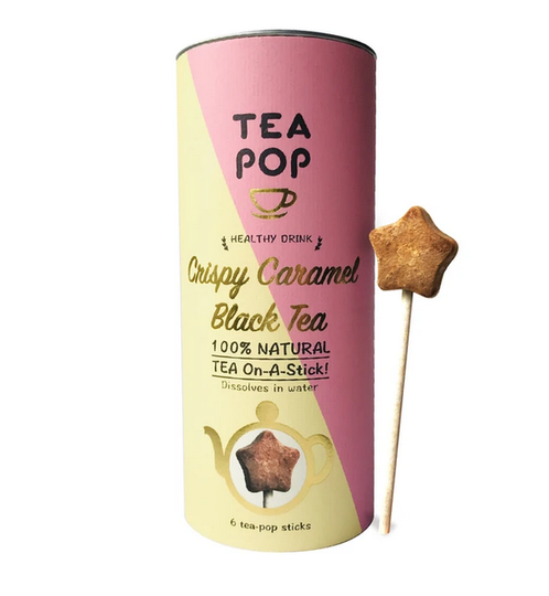 Crispy Caramel - Tea-Pop