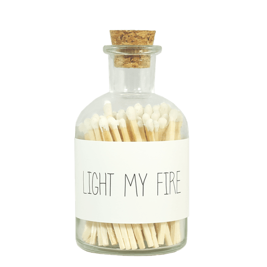 Lucifers - Wit - My Flame Lifestyle