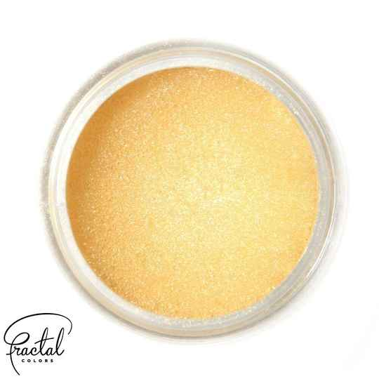 GOLDEN SHINE - SUPEARL SHINE® DUST FOOD COLORING - GB - 10 ML
