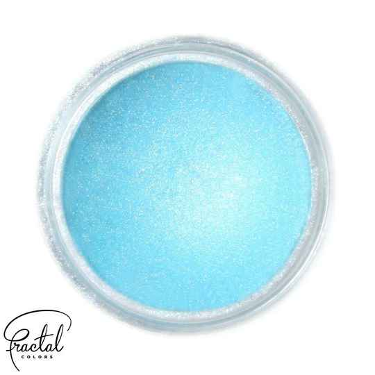 FROZEN BLUE - SUPEARL SHINE® DUST FOOD COLORING - GB - 10 ML