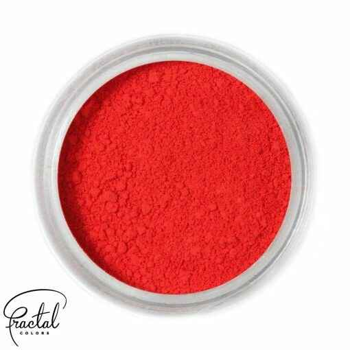 CHERRY RED - FUNDUSTIC® DUST FOOD COLORING - GB - 10 ML
