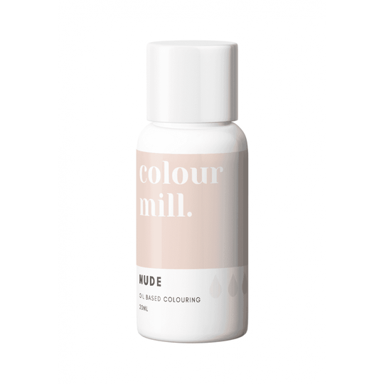 COLOUR MILL Nude Oil Based Food Colouring 20ml