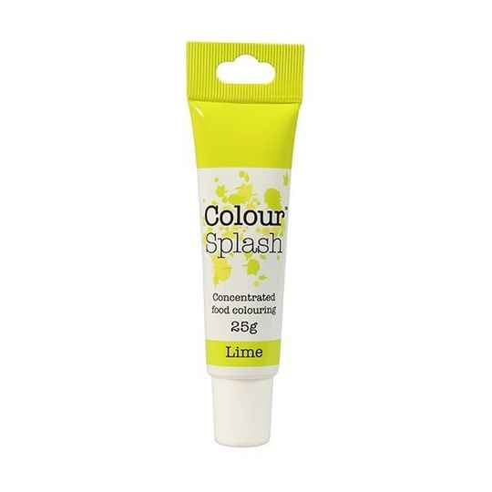 Colour Splash 25g Lime
