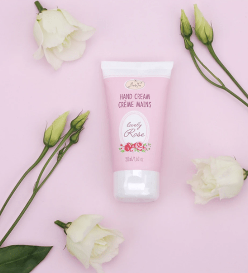 Lovely Rose Handcreme