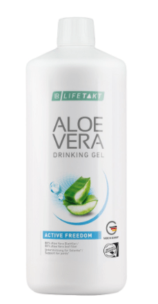 Aloe Vera Drinking Gel Active Freedom - Lifetakt