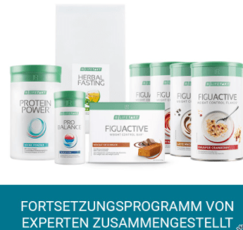 Body Mission 28 Tage Extension Set