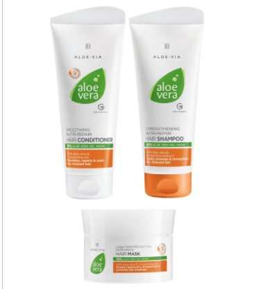 Aloe Vera Nutri-Repair Haarpflege-Set - LR Aloe Via