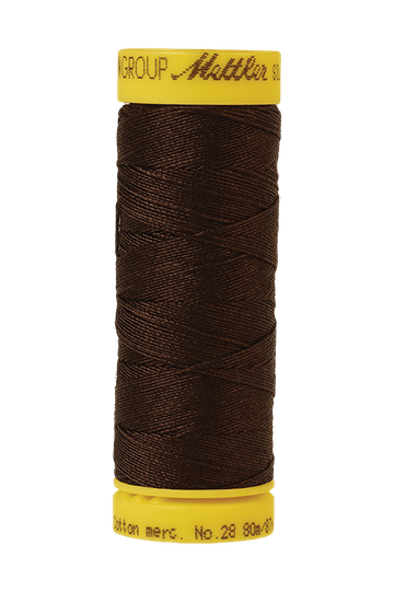 Amann Mettler silk finished cotton 28 -