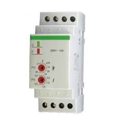 T81 -4 ~ +5˚C thermostaat Din Rail | 51769