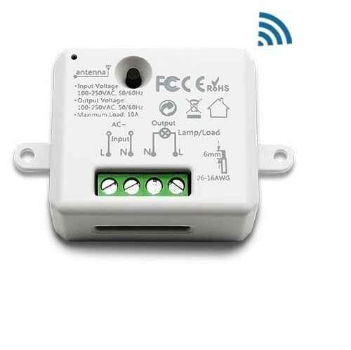 Wifi inbouw actor 10A 230V tuya compatible | 52039