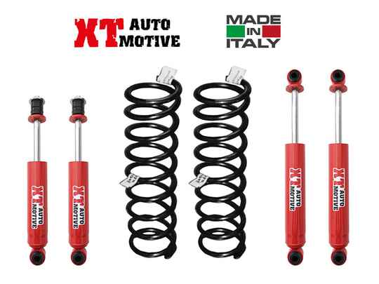 LIFT KIT XT AUTOMOTIVE + 4 CM FOR OPEL FRONTERA 3 DOORS UP TO 98